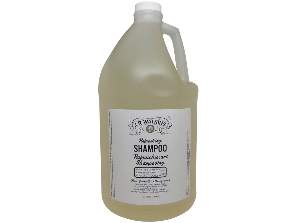 J.R. Watkins Shampoo - 128 Ounces/1 Gallon