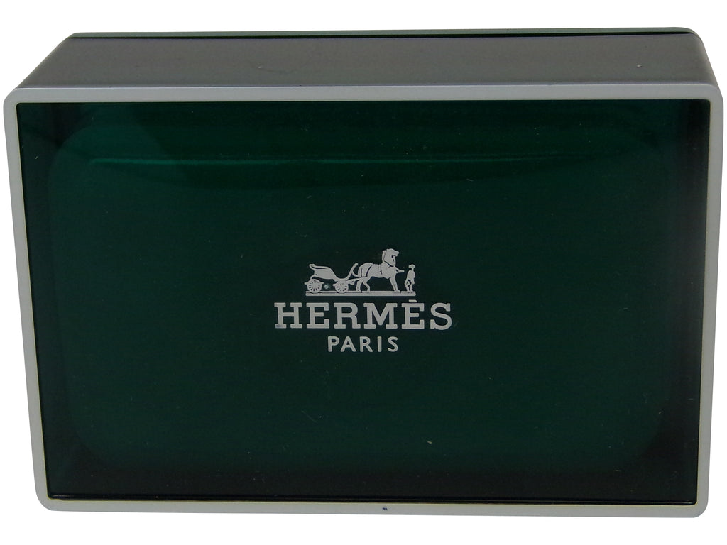 Three (3) Luxury Hermes Jumbo Soaps Eau d'Orange Verte Gift Soap From Hermes Paris 5.2oz