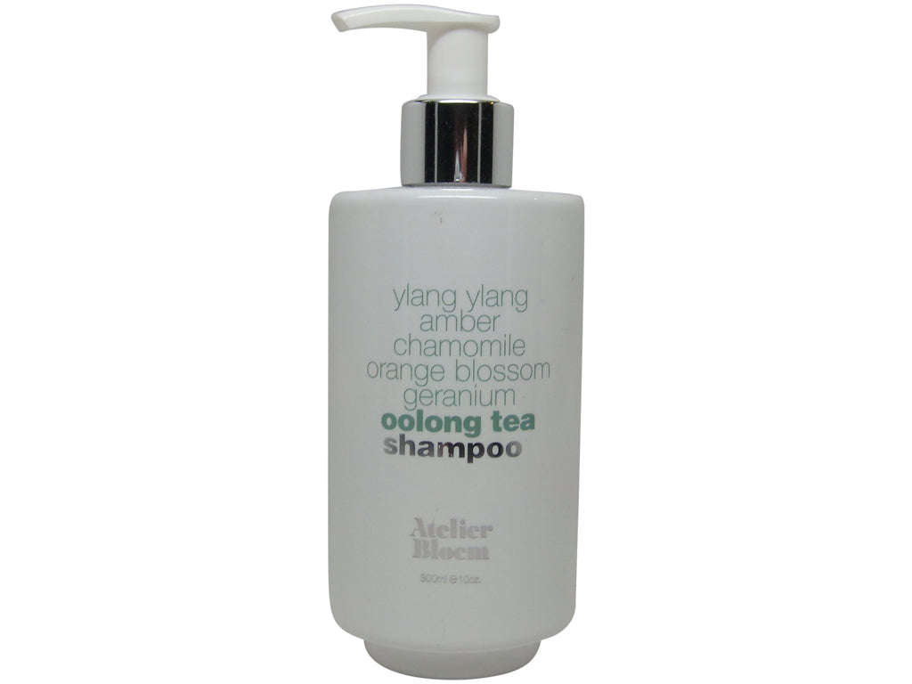 Atelier Bloem oolong tea Shampoo Lot of 2 (10 oz Bottles)