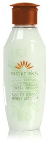 Sister Sky Sweet Grass Lotion lot of 14 each 1oz bottles