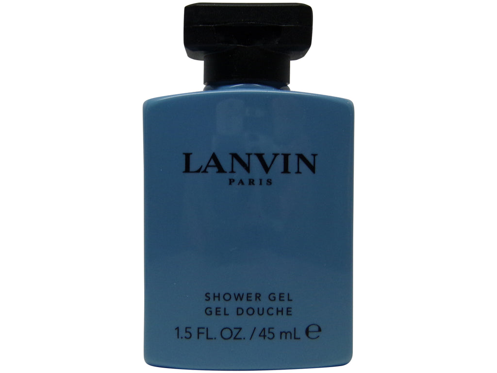 Les Notes de Lanvin Orange Ambre Shower Gel Lot of 8 Bottles. Total of 12oz