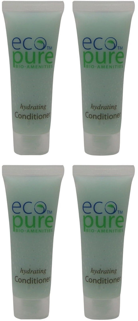 Eco Pure Hydrating Conditioner Lot of 4 each 1oz Bottles. Total of 4oz