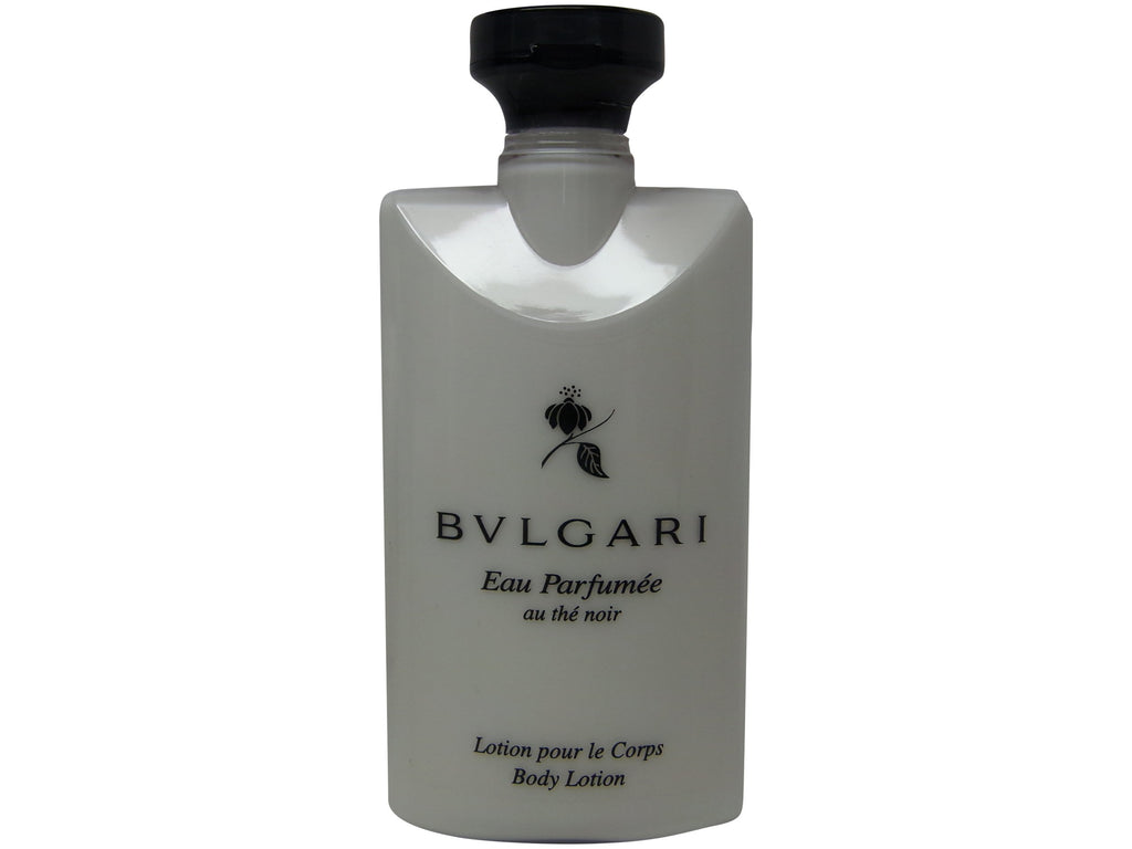 Bvlgari Eau Parfumee Au the Noir Body Lotion, 2.5 oz.