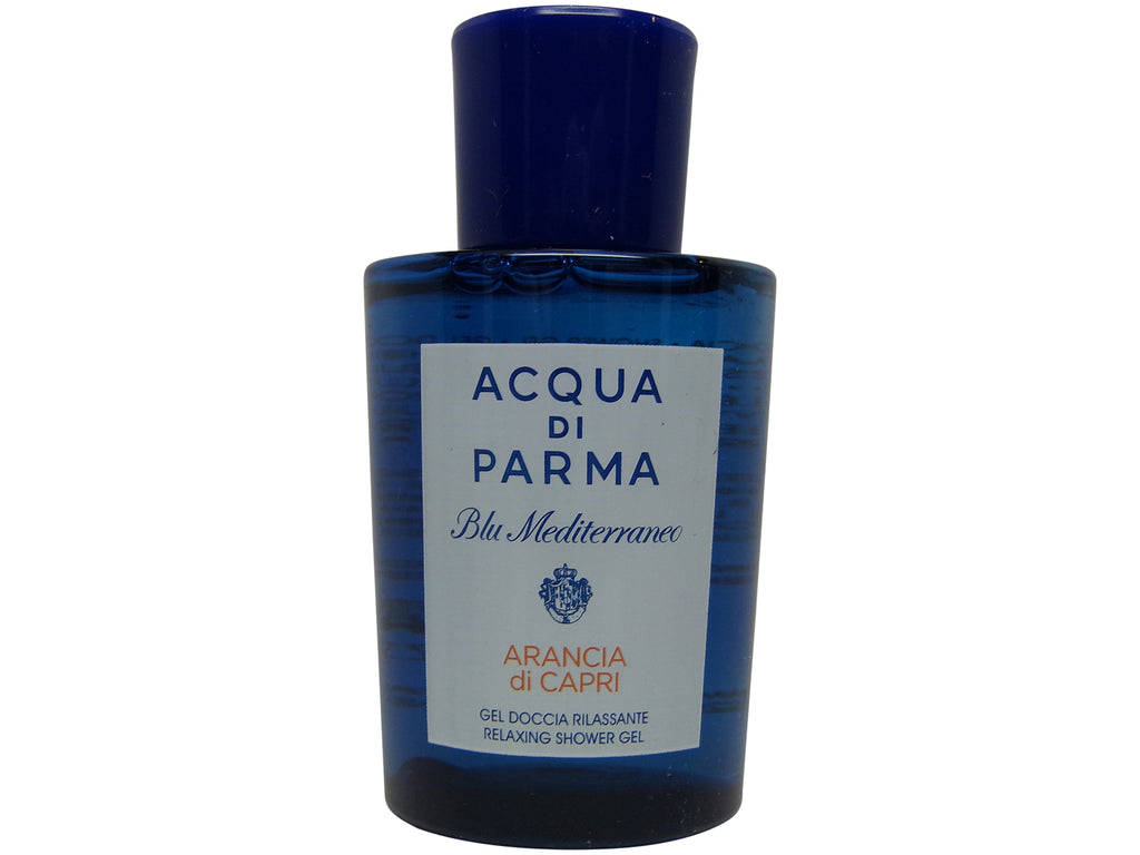 Acqua Di Parma Blu Mediterraneo  Arancia di Capri Relaxing Shower Gel 2.5oz Bottle