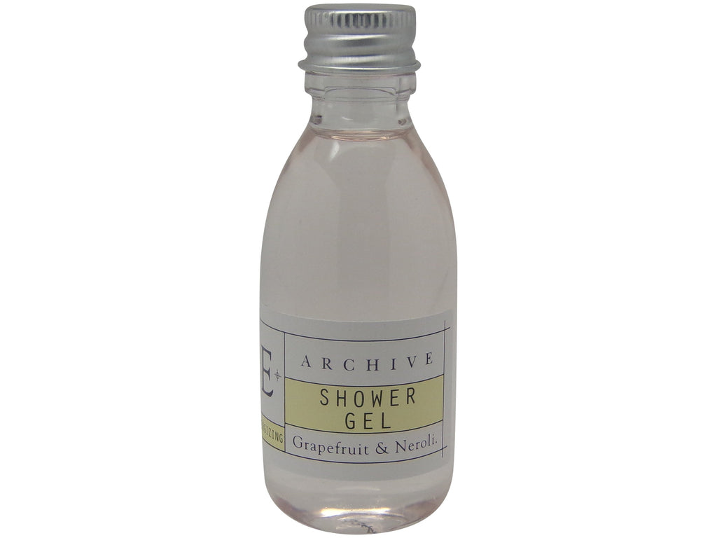 Archive Grapefruit & Neroli Energizing Shower Gel lot of 12 Each 1.5oz bottles. Total of 18oz