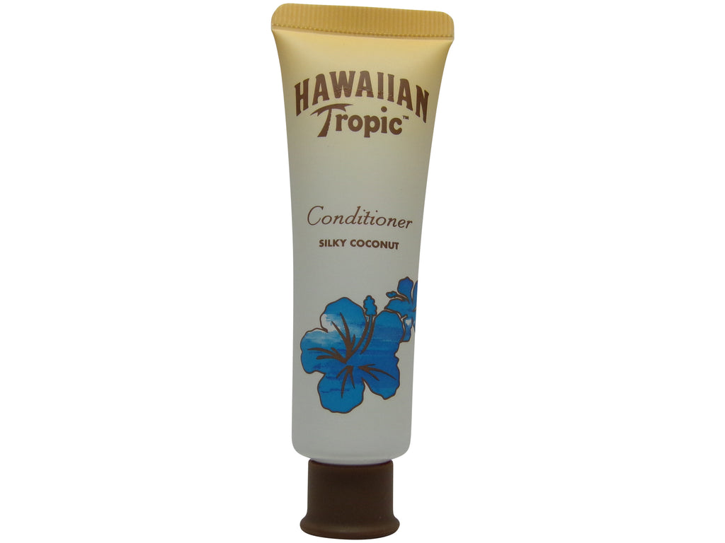 Hawaiian Tropic Silky Coconut Conditioner lot of 16 each 1oz bottles. Total of 16oz