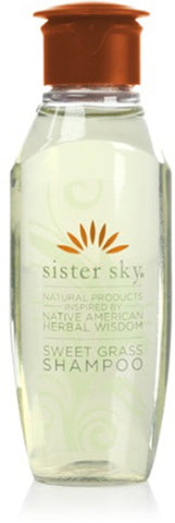 Sister Sky Sweet Grass Shampoo lot of 14 each 1oz bottles
