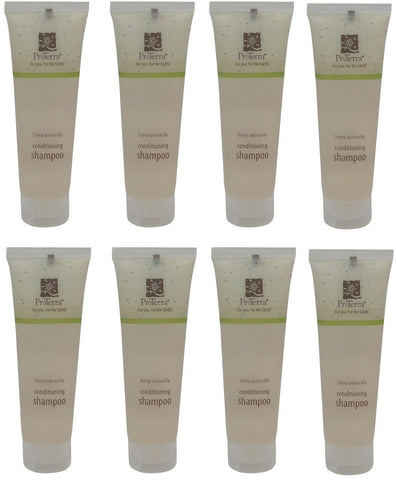 Proterra Honey & Vanilla Conditioning Shampoo Lot of 8 ea 1oz Total of 8oz