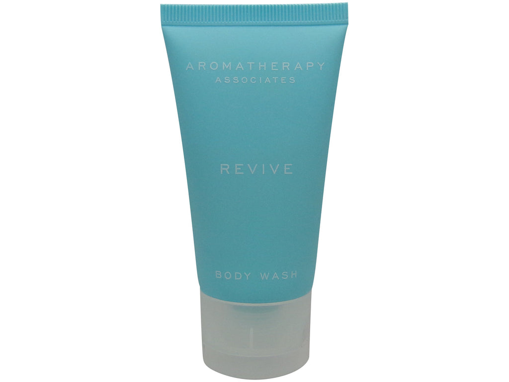 Aromatherapy Associates Revive Body Wash lot of 12 each 1.35oz bottles. Total of 16.2oz