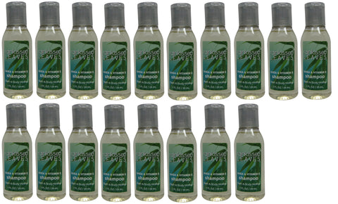 Bath & Body Works Rainkissed Leaves Shampoo. Lot of 18 Bottles. Total of 18oz