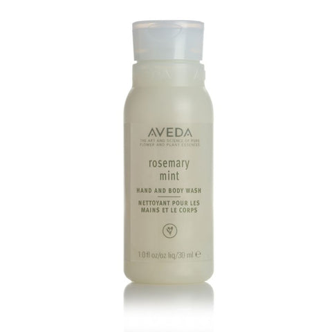 Aveda Rosemary Mint Hand & Body Wash. Lot of 12 Bottles. Total of 12oz