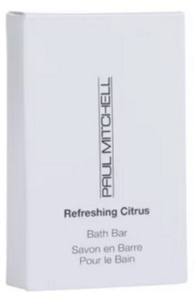 Paul Mitchell Refreshing Citrus Bath Soap lot of 8 each 1.26oz bars. Total of 10oz