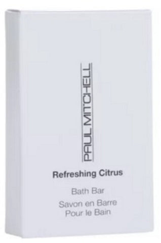 Paul Mitchell Refreshing Citrus Bath Soap lot of 16 each 1.26oz bars. Total of 20.16oz