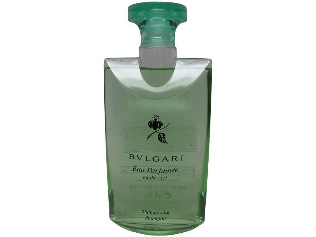 Bvlgari au the vert (Green tea) Shampoo 6.8oz 200ml
