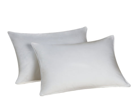 Dream Maker Gussett Standard 20x26 Pillow Set (2 Standard Pillows)