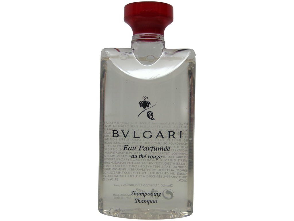 Bvlgari Eau Parfumee Red Tea Shampoo, 2.5 oz