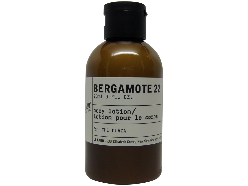 Le Labo Bergamote 22 Body Lotion Lot of 2