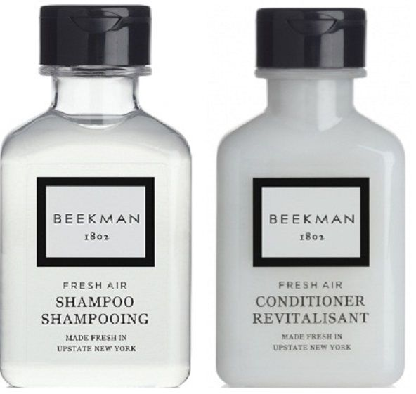 Beekman 1802 Fresh Air Shampoo & Conditioner Lot of 8 (4 of Each)