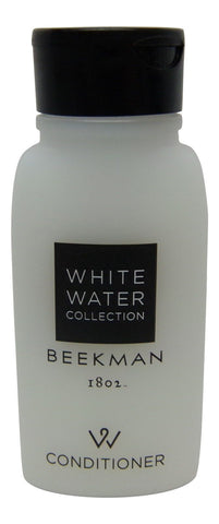 Beekman 1802 White Water Conditioner Lot of 20 Each 0.75oz Bottles Total of 15oz