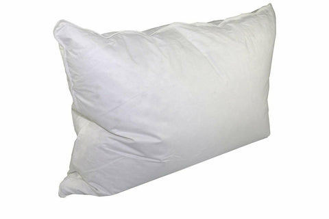 Pacific Coast Double Down Surround Standard Pillow Found in Ritz-Carlton Hotels