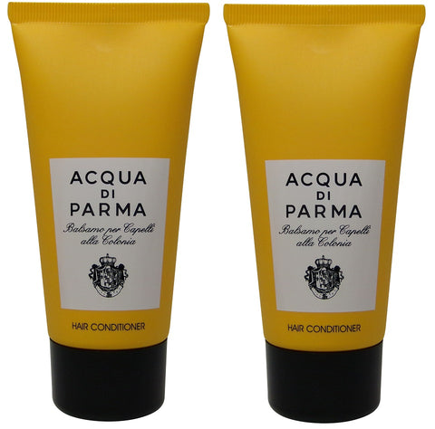 Acqua Di Parma Colonia Hair Conditioner lot of 2 each 2.5oz Bottles. Total of 5oz