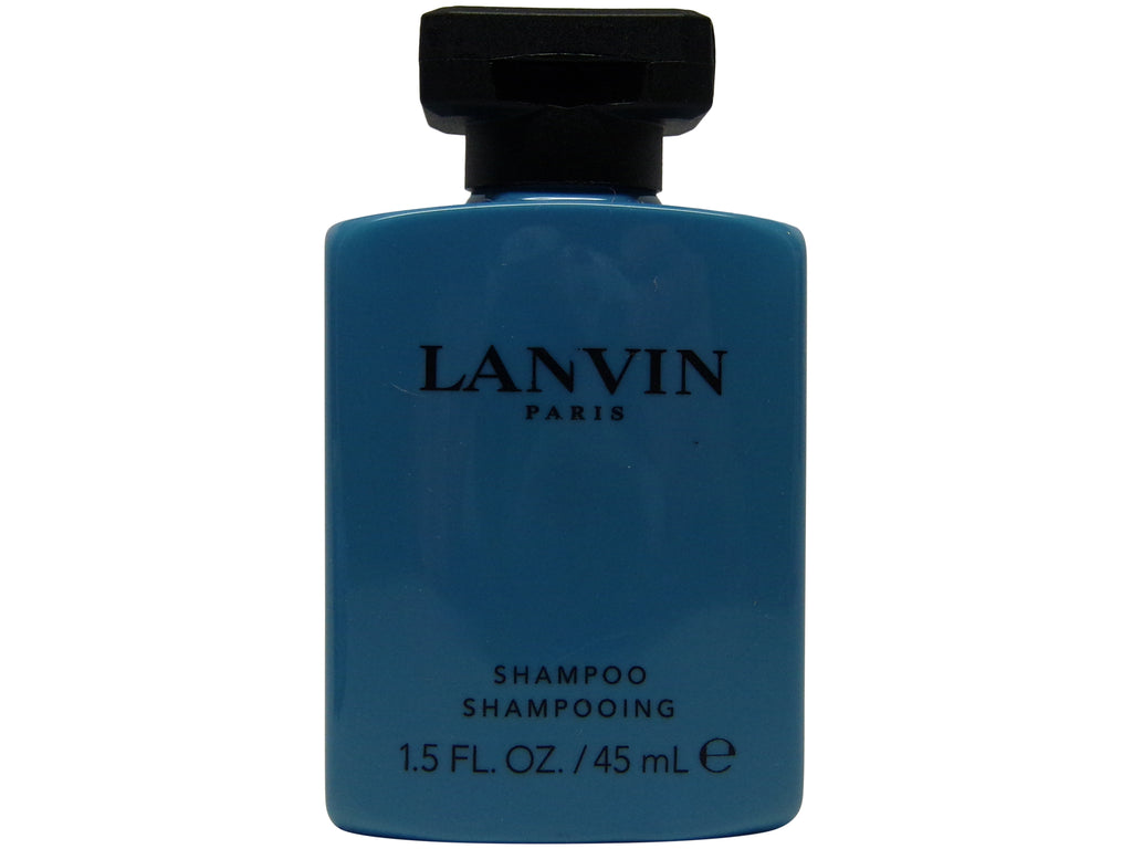 Les Notes de Lanvin Orange Ambre Shampoo Lot of 4 Bottles. Total of 6oz.