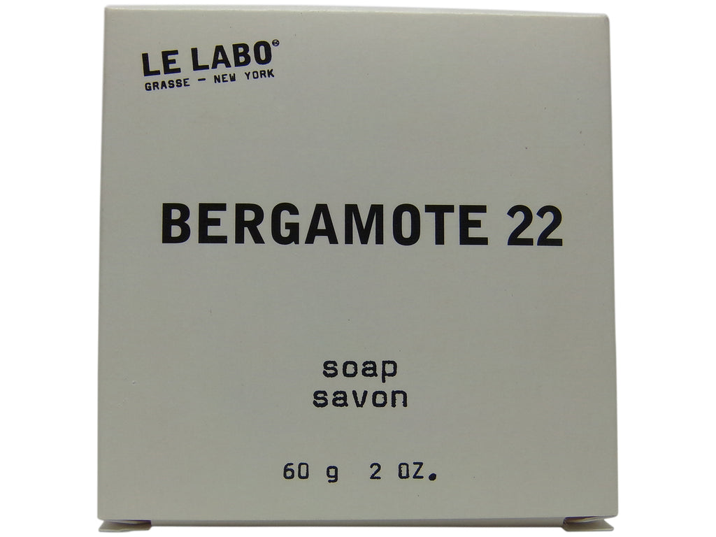 Le Labo Bergamote 22 Body Soap Lot of 2