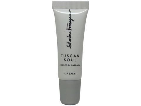 Salvatore Ferragamo Bianco Di Carrara Lip Balm  0.34oz Tube