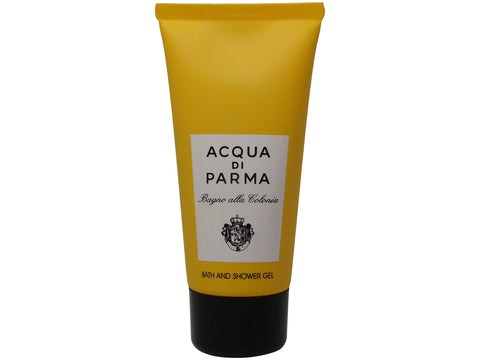 Acqua Di Parma Colonia Bath & Shower Gel lot of 2 each 2.5oz Bottles. Total of 5oz