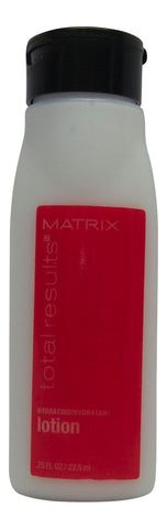 Matrix Total Results Body Lotion Lot of 6 Each 0.75oz Bottles Total of 4.5oz
