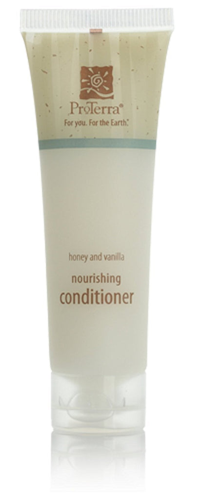 ProTerra Honey & Vanilla Nourishing Conditioner Lot of 16 Each 1oz Bottles