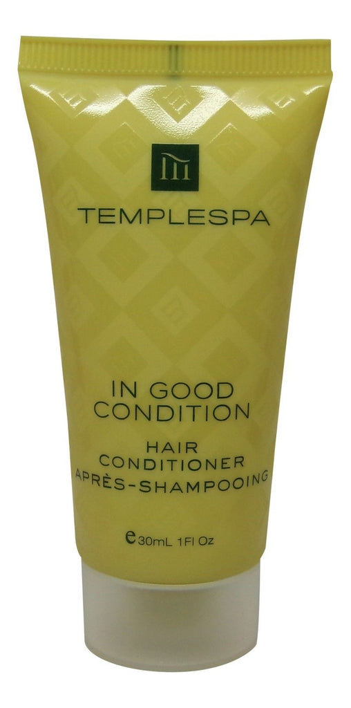 Temple Spa In Good Condition Hair Conditioner 4 each 1oz tubes. Total of 4oz