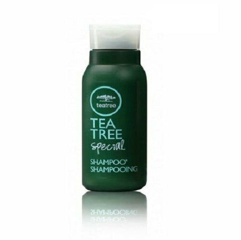 Paul Mitchell Tea Tree Special Shampoo lot of 4 each 1oz Bottles Total of 4oz