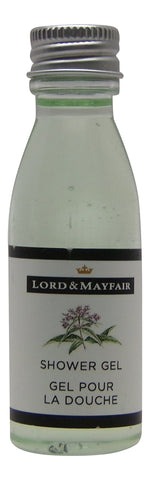 Lord and Mayfair Apple & Wicker Shower Gel Lot of 16 Each 1oz Bottles. Total ...