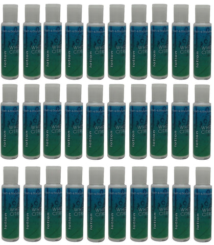 Bath & Body Works White Citrus Lotion Lot of 30 Featured at Holiday Express