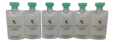 Bvlgari au the vert Green Tea Conditioner lot of 6 each 2.5oz Total of 15oz