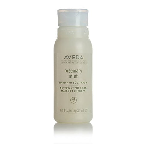 Aveda Rosemary Mint Hand & Body Wash. Lot of 24 Bottles. Total of 24oz
