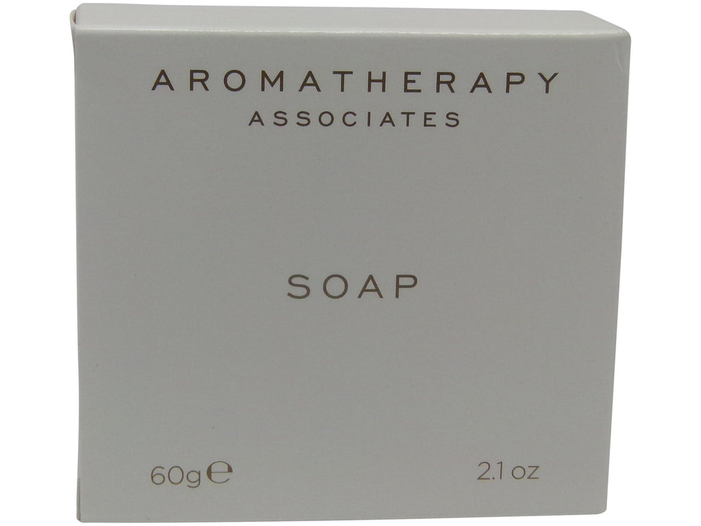 Aromatherapy Associates Luxury Milled Soap lot of 10 each 1.4oz bars. Total of 14oz