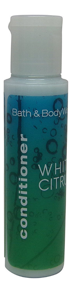 Bath & Body Works White Citrus Conditioner Lot of 24 Each 0.75oz Bottles