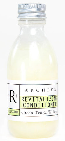 Archive Essentials Green Tea & Willow Revitalizing Conditioner 45ml, Set of 9