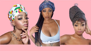 Learn About Our African Headwraps