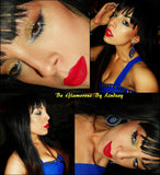 Lips -  - Red Cocktail - Glamorous Chicks Cosmetics - 4