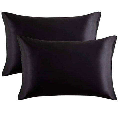 Glamorous Chicks Headwraps 2 Satin Pillowcases