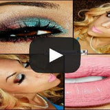 Teal mineral Eyeshadow Pigments - Glamorous Chicks Cosmetics
