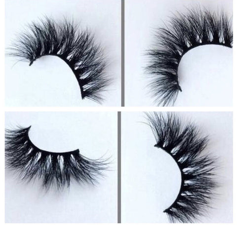 Monet 3D Mink Lashes
