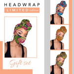 Limited Edition Headwrap Gift Set