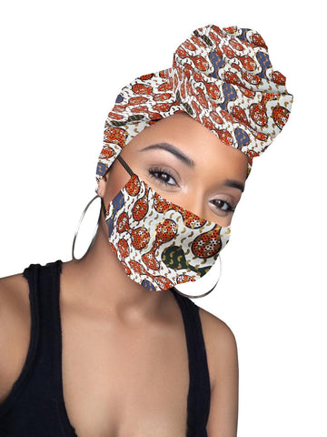 Xia Headwrap and Mask