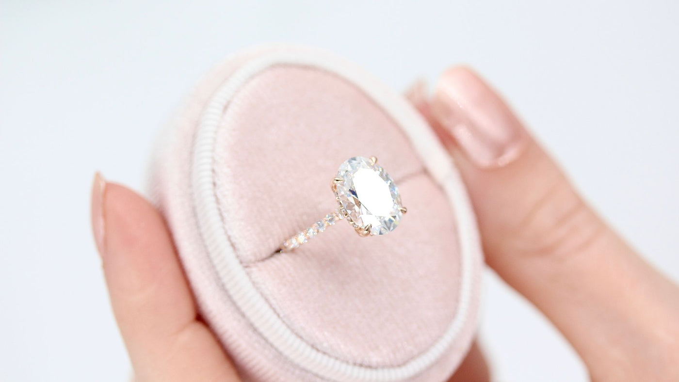 Engagement Rings Under $3,000