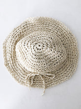 Load image into Gallery viewer, RAFFIA SUN HAT | L+L