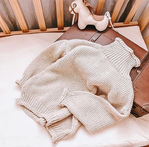 SPRINKLE KNIT JUMPER | SUMMER OF EVE